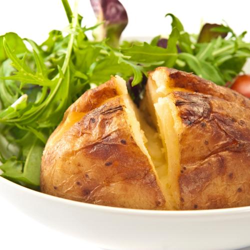 10 Simple jacket potato toppings