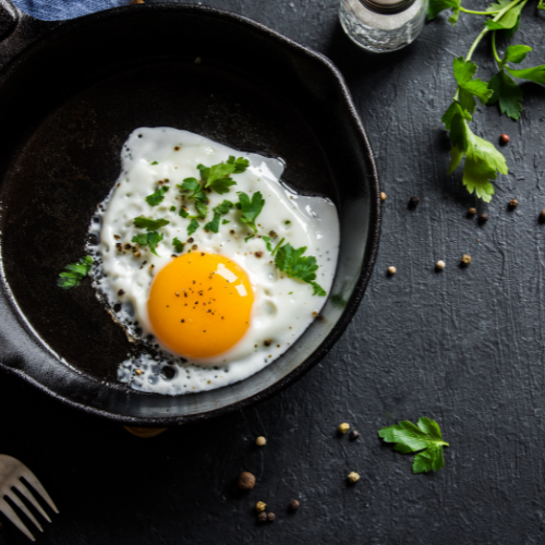 3 delicious ways to cook eggs