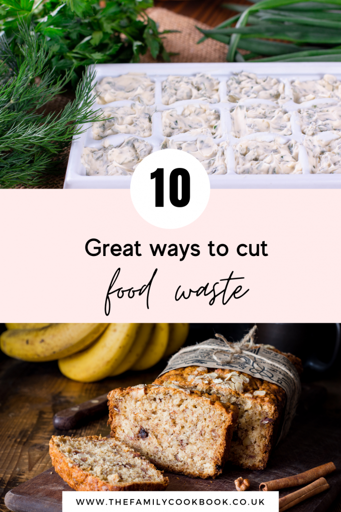 10 Great ways to cut food waste